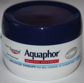 Two Chix Beauty Fix: Using Eucerin Aquaphor For Tattoo Aftercare