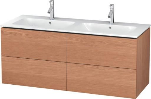 ME by Starck Vanity unit wall-mounted #LC6259 | Duravit