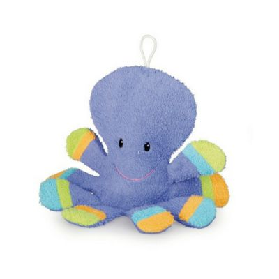 Wash Cloth Puppet - Octopus