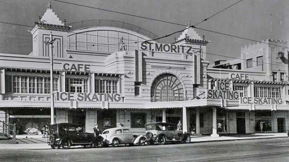St Moritz Ice Rink, St Kilda. © City of Port Phillip