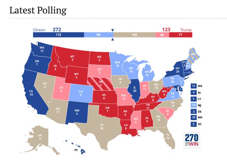 Best Electoral College Map Ideas On Pinterest Electoral Map - Us popular vote interactive map