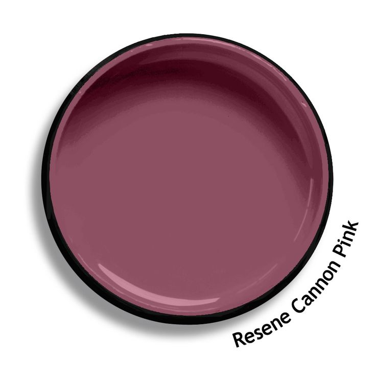 Resene Cannon Pink is a velvety pink with an edge of purple. From the Resene BS5252 colours collection. Try a Resene testpot or view a physical sample at your Resene ColorShop or Reseller before making your final colour choice. www.resene.co.nz