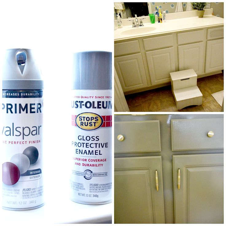 Best 25+ Spray Paint Cabinets Ideas On Pinterest | Diy Bathroom Remodel,  Rust Update And Paint Doors