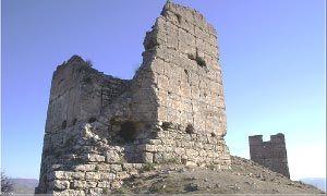 Castillo de Giribaile . Vilches (Jaén) .Spain .