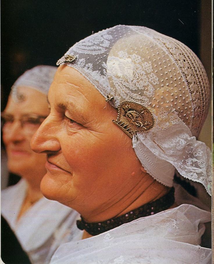 FolkCostume: Costume of Fryslân or Friesland, land of the West Frisians, the Netherlands