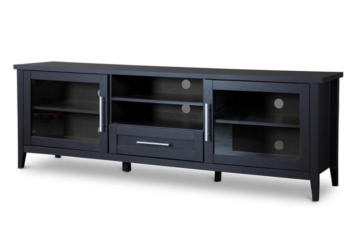 Espresso TV Stand-One Drawer | Chicago Furniture