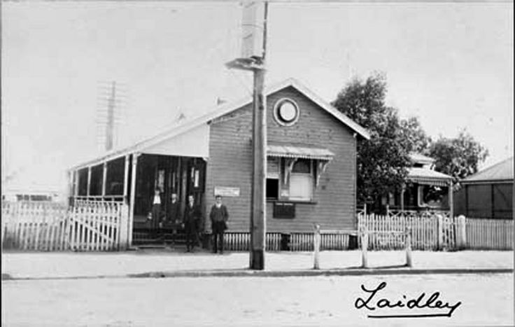 1901 Laidley Post Office