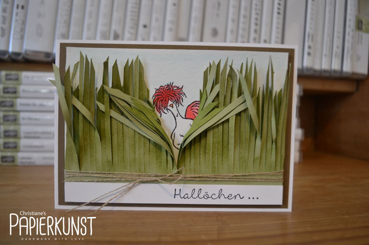 "Stampin' Up! Sale-a-bration ""das gelbe vom Ei"" Hey chick"