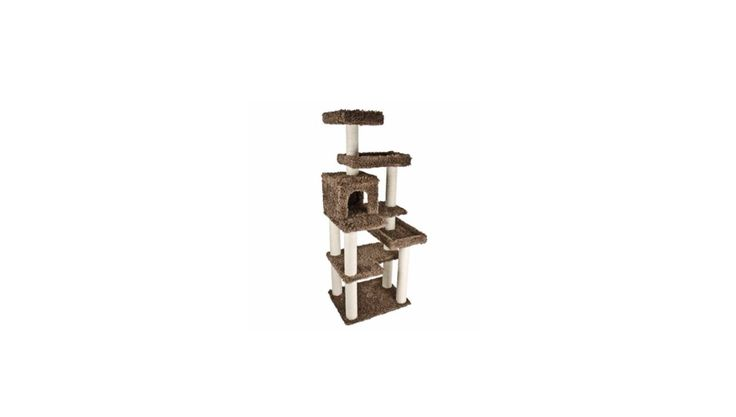 Whisker City Deluxe Playground Cat Tree For 111 99 At Petsmart Petsmart Cats Cat Tree