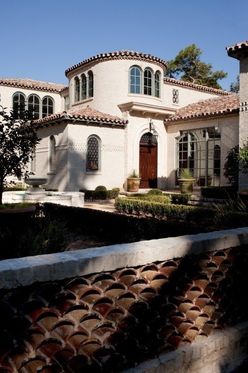 230 best spanish homes images on pinterest | spanish colonial