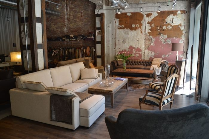 M s de 25 ideas fant sticas sobre sof marr n oscuro en for Cheslong dos plazas