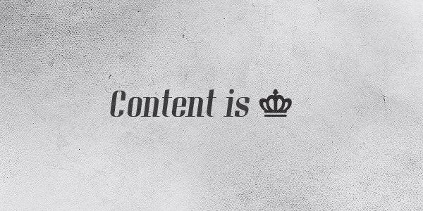 Selección de contenidos en Redes Sociales