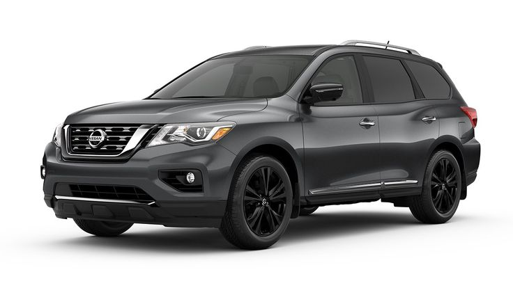 2017 Nissan Pathfinder SUV Features | Nissan USA
