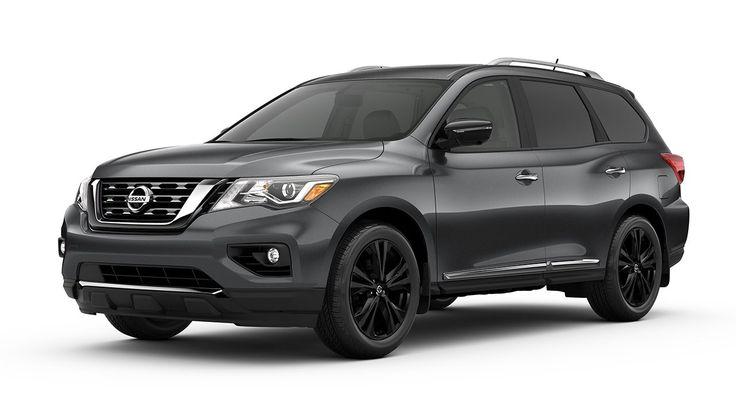 2017 Nissan Pathfinder SUV Features | Nissan USA