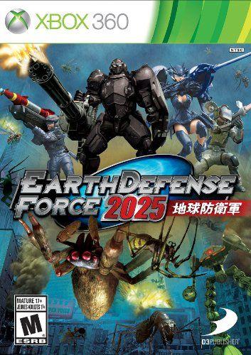 Earth Defense Force 2025 - Xbox 360 D3 Publisher http://www.amazon.com/dp/B00ALNKHDQ/ref=cm_sw_r_pi_dp_MPvfwb03XN12J