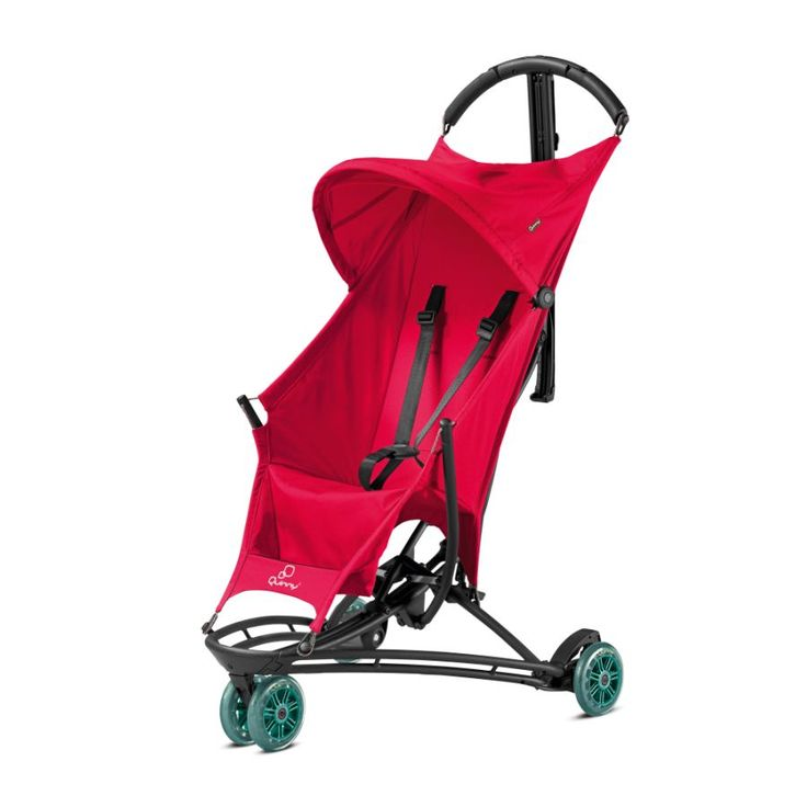 QUINNY Yezz Bold Berry | Baby strollers, Baby stroller ...