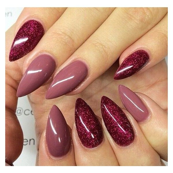 15 Lovely and Trendy Nail Designs ❤ liked on Polyvore featuring beauty products, nail care and nail treatments