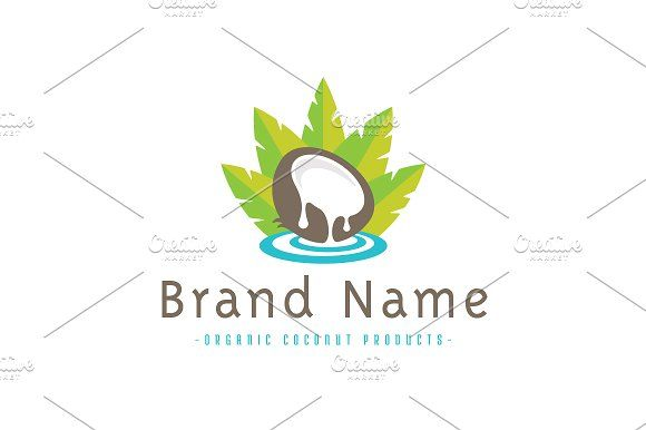 For sale. Only $29 - leaf, water, natural, organic, cosmetics, drop, palm, liquid, fan, drink, tropical, milk, juice, garden, oil, coconut, ripple, leak, throne, pour, grove, fruit, exotic, food, farm, spa, beach, healthy, fresh, source, spring, strand, fountain, logo, design, template,