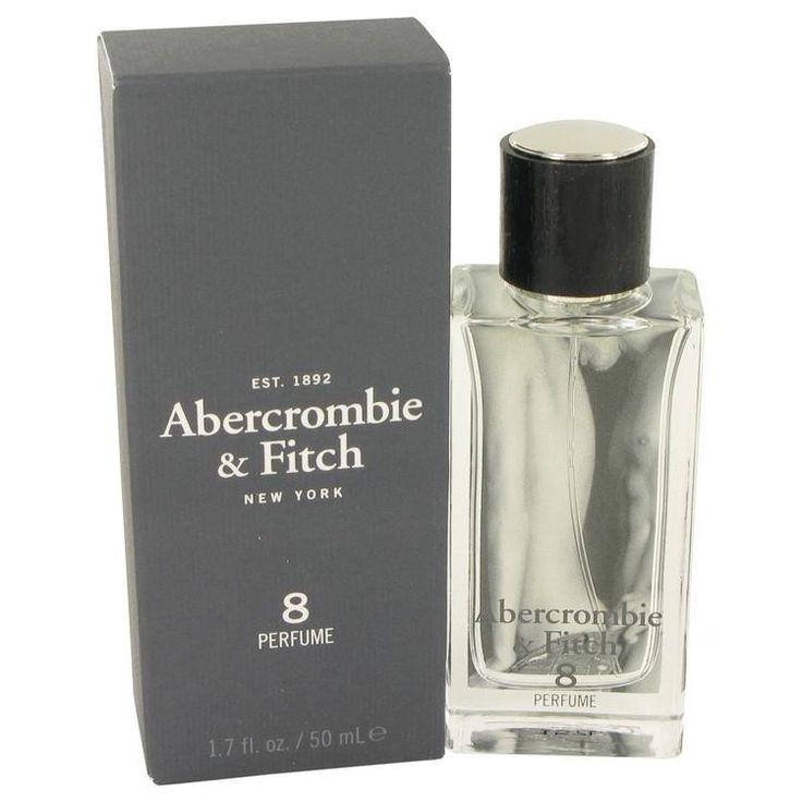Abercrombie 8 by Abercrombie & Fitch Eau De Parfum Spray 1.7 oz
