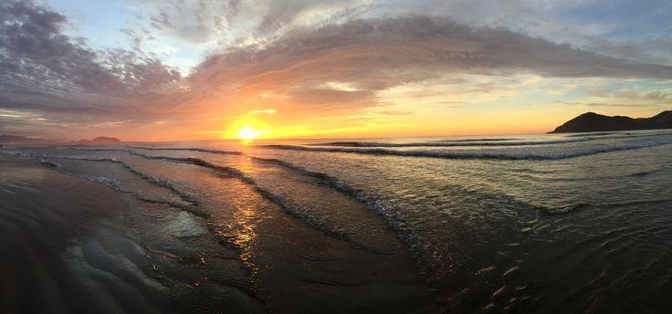 Amanhecer na Praia de Maitinga