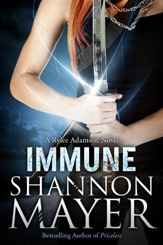 Rylee's immune to magic — which gives her a huge advantage for fighting demons. When the FBI tries to recruit her for a special division, she agrees to partner with handsome agent Liam O'Shea to find a missing child… Over 300 five star-reviews on Amazon! ($0.99)
