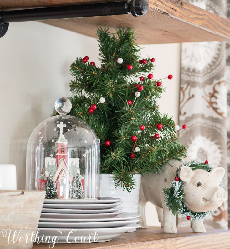 1363 best Christmas Decorations images on Pinterest