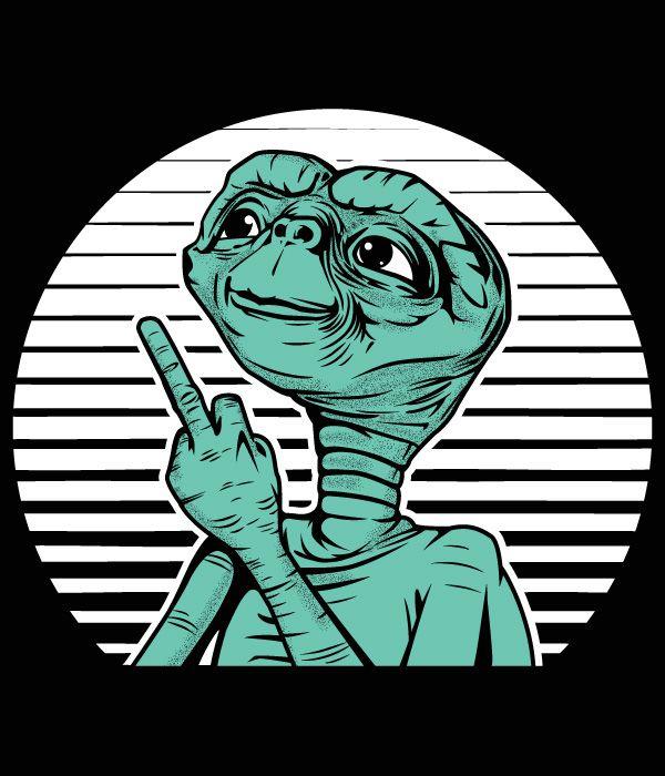 E.t dedo