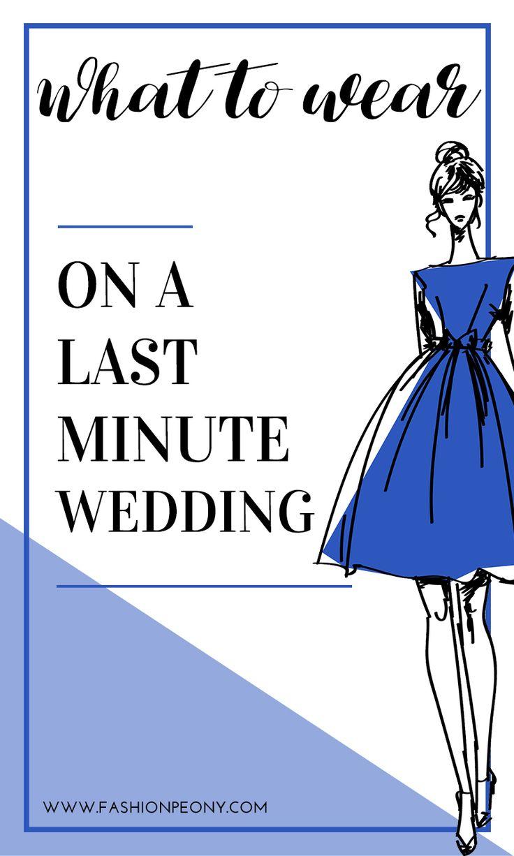 Invitata all'ultimo minuto a un matrimonio? Ecco come ho risolto la situazione quando mi è capitato! | Invited at the last minute to a wedding?