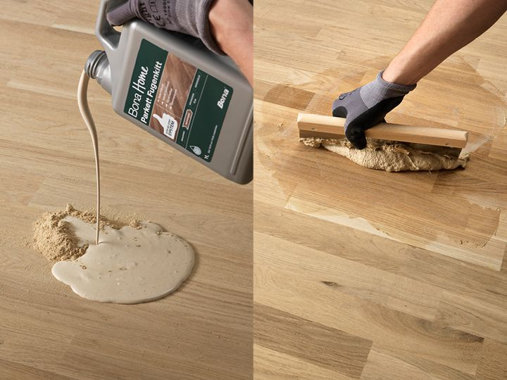 Brilliant Decoration How To Fill Gaps In Wood Floors Bona How To Fake Wood Flooring Diy Wood Floors Old Wood Floors
