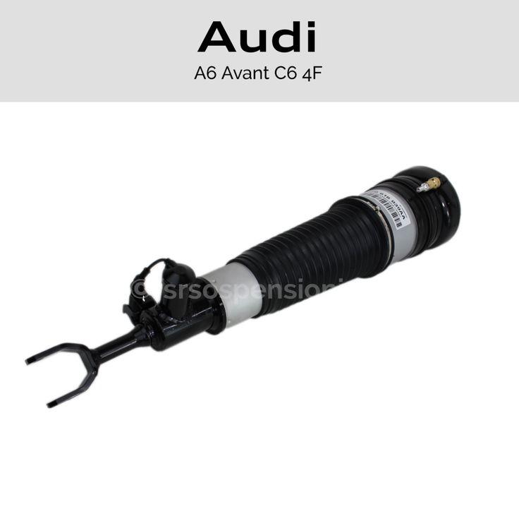 AUDI A6 AVANT C6 4F AMMORTIZZATORE COMPLETO ANTERIORE SINISTRO – FSRSospensioni
