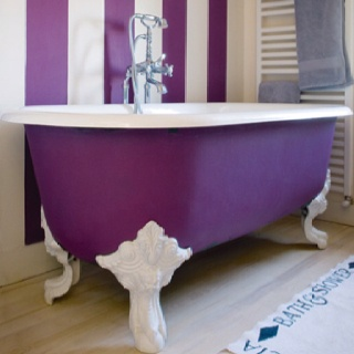 This might possibly be the most amazing bathtub that ever existed