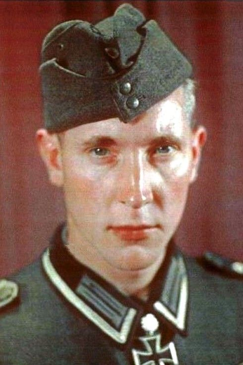 Oberfeldwebel Ernst Kruse (1915-1944), Zugführer in der 7./Panzergrenadier Regiment 3, Ritterkreuz 06.10.1942, Eichenlaub (245) 17.05.1943