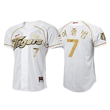 KIA Tigers [No.7] 이종범 Gold
