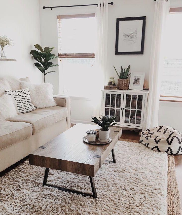 14 Möglichkeiten, die Aufbewahrung im Wohnzimmer mit Möbeln zu verstärken