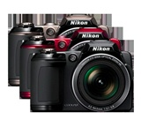 Nikon Coolpix L120 tips-mine is older than this but we'll see what it could offer