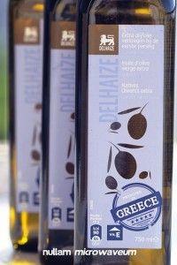 Griekse olijfolie huismerk @Delhaize