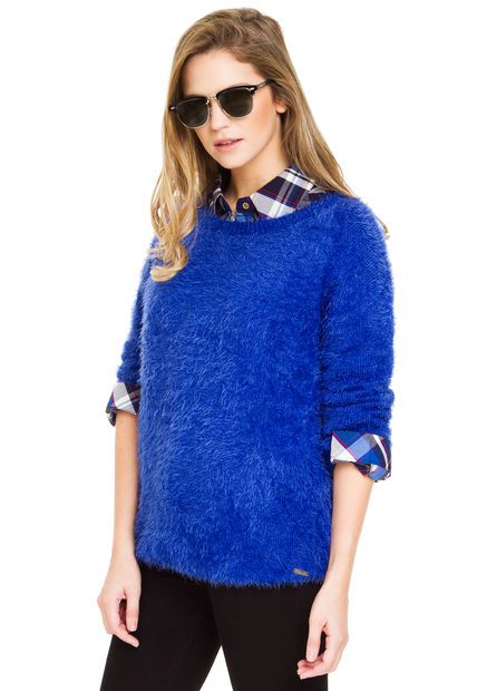 Sweater Azul Peuque Cloud