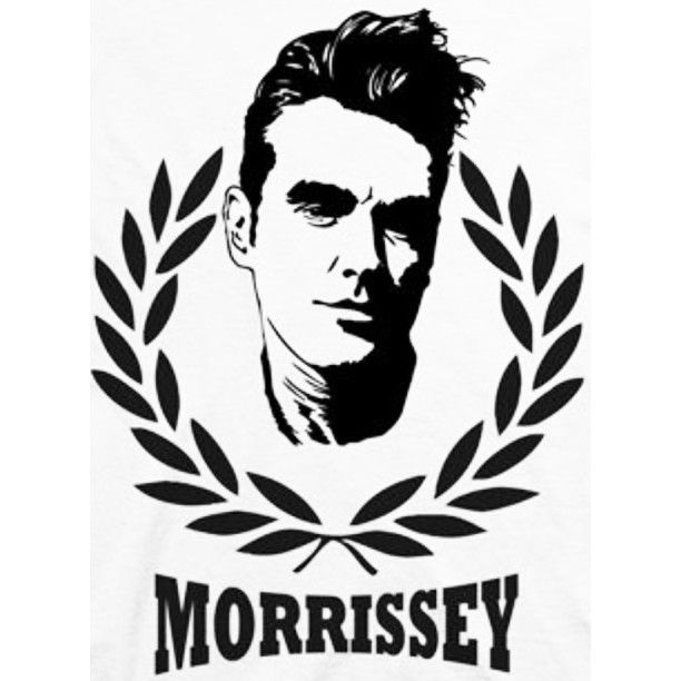 luv this... #Morrissey #fredperry
