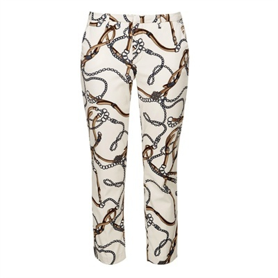 Pantaloni slim fit stampati. - Pantaloni - Liu•Jo Jeans - Style.it