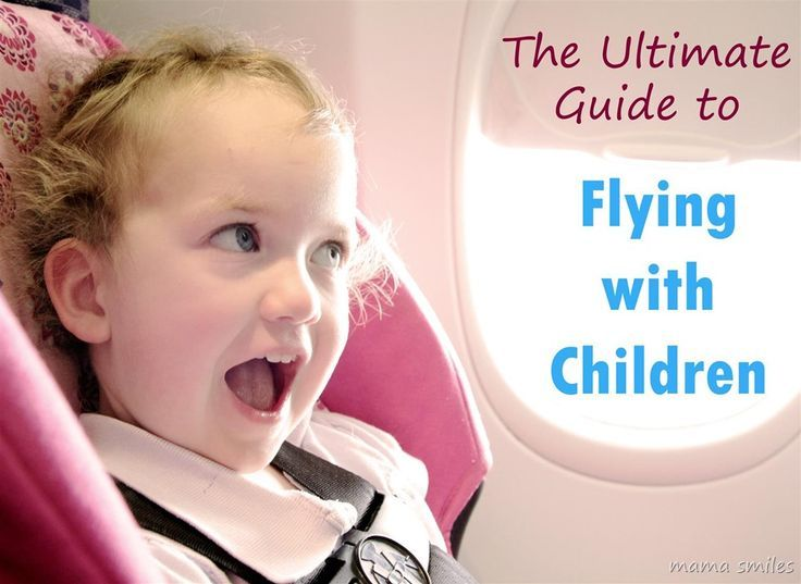 Flying with kids? You won't want to miss these tips from a mom who has been on over FORTY flights with babies and toddlers! The ultimate guide to flying with children