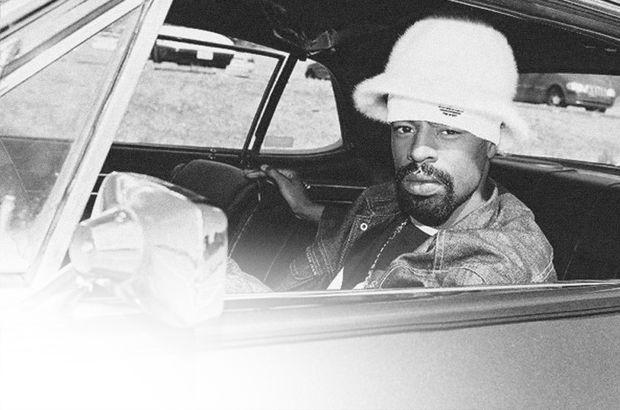 Vallejo rapper MAC DRE pioneered the hyphy movement © Dean Van Nguyen/Wax Poetics