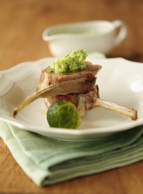 dijon chicken with pomegranate glaze rack of lamb with dijon glaze ...