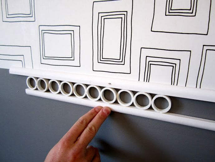 Pipe Dreams: 15 Unexpected Projects Using PVC | DesignRulz