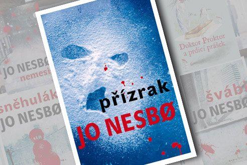 E-kniha Přízrak - Jo Nesbo