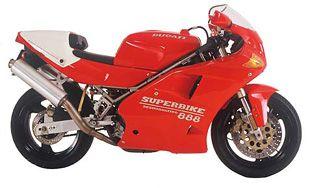Ducati 888 SBK | Motorcycles