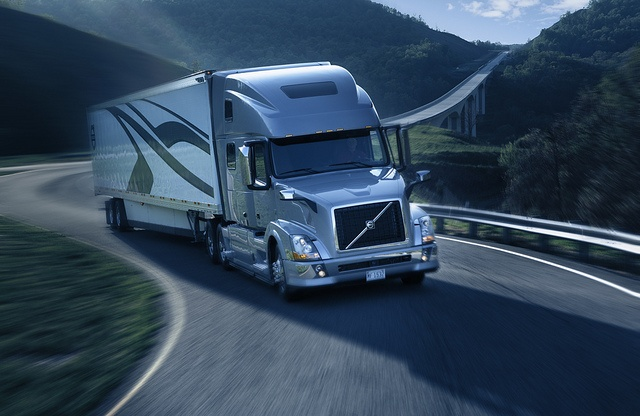 January 2013 by Volvo Trucks, via Flickr