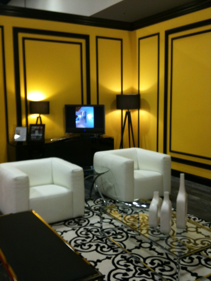 439 best Yellow & Black Space images on Pinterest | Arquitetura ...