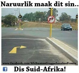 Suid - Afrika ??