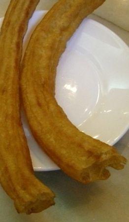 Cómo se hace… los churros y porras http://www.pinterest.com/manuelferraz/cocina/