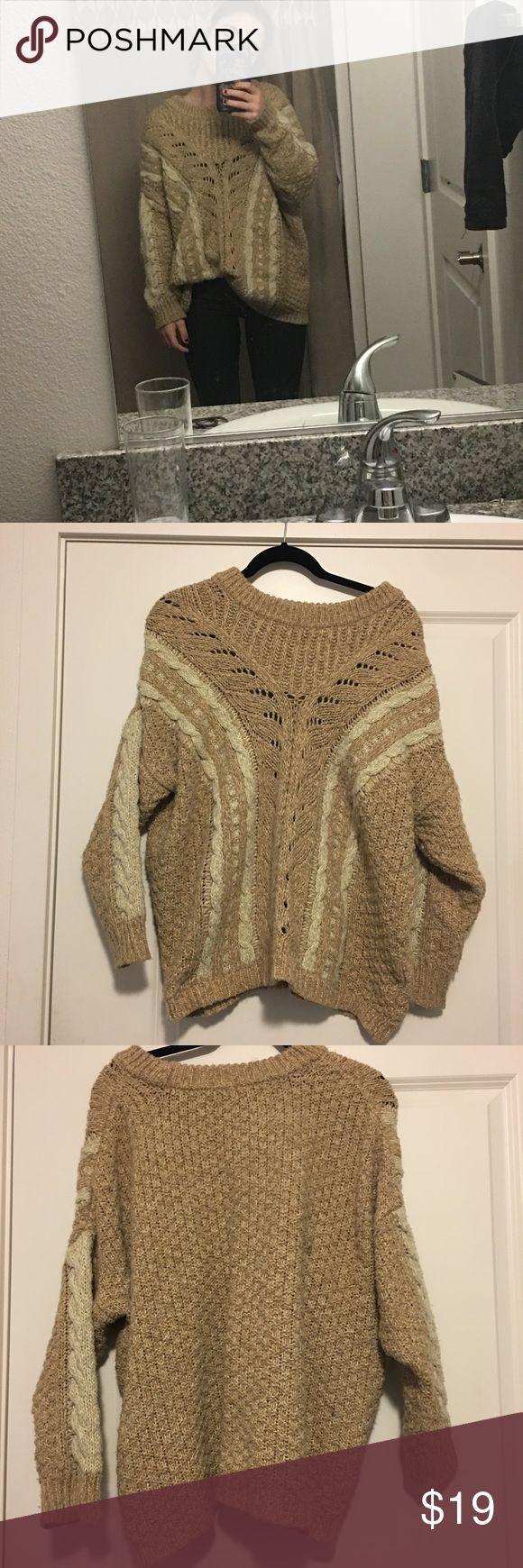 The 25  best Chunky oversized sweater ideas on Pinterest ...